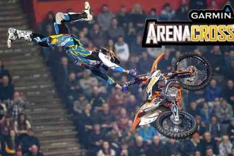 Live Nation -  Ticket to Arenacross at Wembley - Save 0%