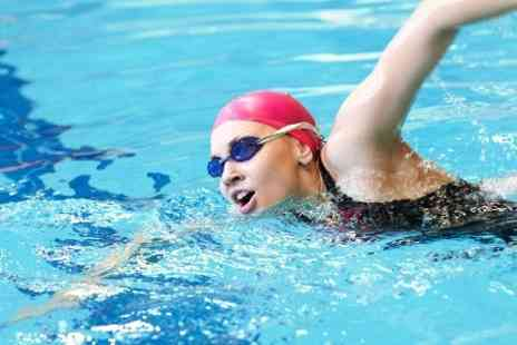 Active Swim - Four Group Swimming Lessons For a Child or Adult  - Save 0%