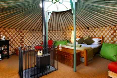 East Thorne Yurts and Cottages - Three Night Luxury Yurt Stay For Up to Four  - Save 0%