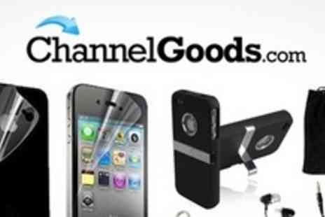 Channel Goods - iPhone 4 or 4S Accessory Kit - Save 67%