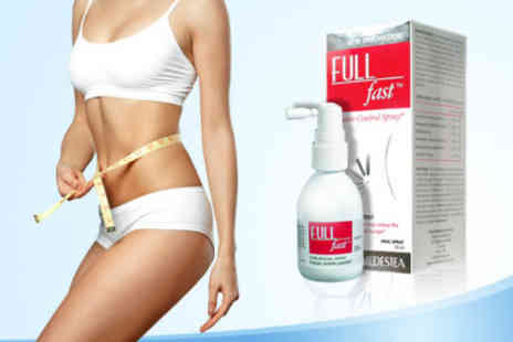 FULLfast - £8 for one month's supply of  Spray worth £23.95 - Save 67%