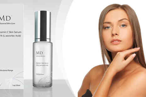 MRG Trading - MD3 Anti Aging Serum With Vitamin C - Save 82%