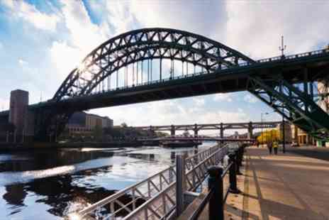 Iles Tours -  Choice of Three Walking Tours of Newcastle - Save 25%