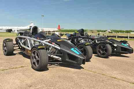 6th Gear Experience -  90 minute Ariel Atom supercar driving experience  - Save 38%