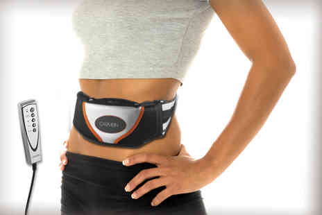 Hitari Trade - Carmen ab toning vibro belt - Save 68%
