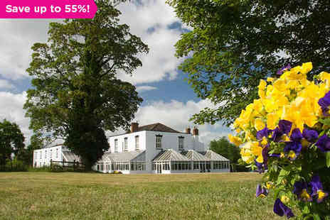 The Wroxeter Hotel - A Gourmet Treat in Historical Shropshire - Save 55%