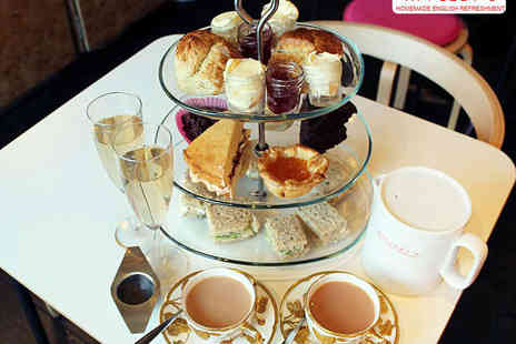 Applebys - Afternoon Tea for Two with a Glass of Prosecco Each  - Save 0%