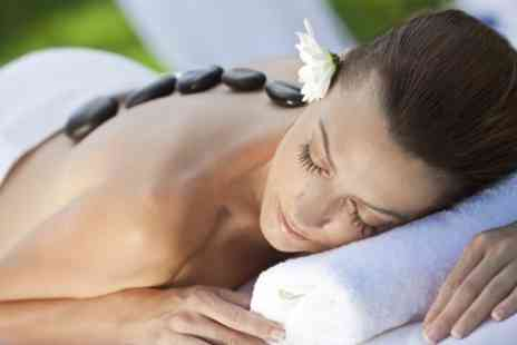 Sult Spa - Pamper Package With Prosecco and Fruit Platter  - Save 60%