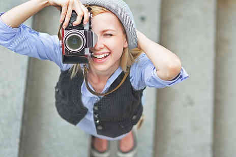 Fab Photo Training - Online 21 Module Photography Course - Save 90%