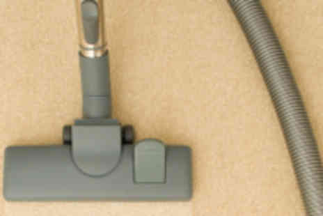 C&D Commercial - Deep Clean for Two Carpets - Save 59%