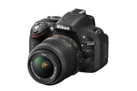 Sydney Trading Inc - Nikon D5200 Digital SLR plus 18 55mm VR Lens - Save 24%