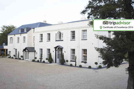 Eastclose Hotel - One night stay for Two including breakfast and a Two course dinner - Save 43%