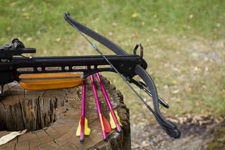 Aim Archery -  75 minute archery session for one  - Save 0%