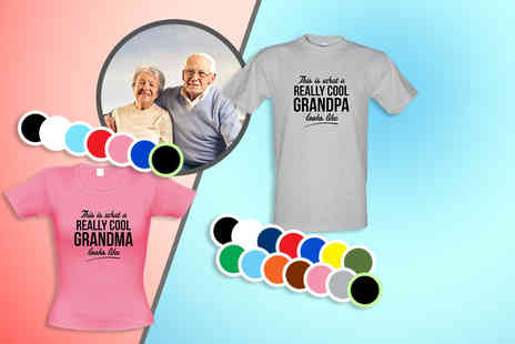 CharGrilled - This is what a really cool grandma/grandpa looks like T shirt - Save 47%