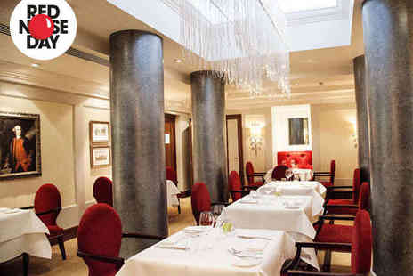 The Royal Horseguards Hotel  - Three Course Sunday Lunch for Two - Save 0%