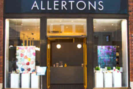 Allertons  - Makeup Lesson, Mini Makeover and £5 Makeup Voucher - Save 64%