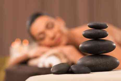 Scissor Sisters  -  60 minute hot stone massage & mini facial - Save 0%