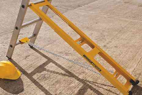 N & P DIY Products - Ladder Anchor DIY Safety Mechanism - Save 33%