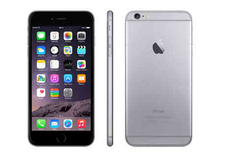Smart Cherry mobiles - iPhone 6 Plus 16GB or 64GB, on EE or Unlocked - Save 32%
