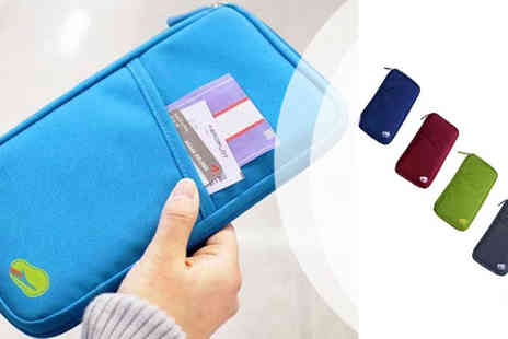 Limar Trading - Passport Holder - Save 80%