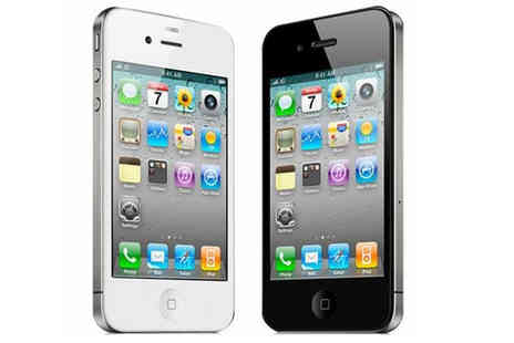 Smart Cherry mobiles - Apple iPhone 4S 16GB - Save 70%