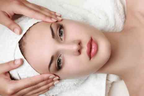 Hair Nails & Beauty - Three  microdermabrasion facial treatments - Save 74%