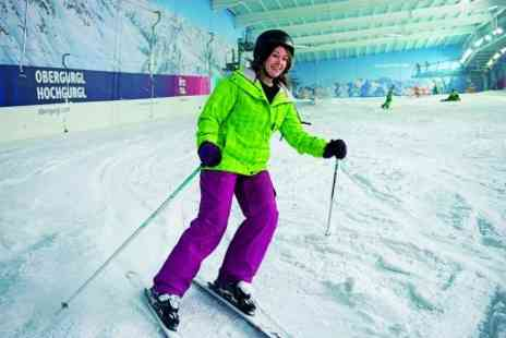Hemel Snowcentre - Twelve Hours of Adult Ski or Snowboard Lessons - Save 53%