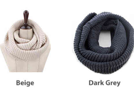 Fab Shopper - Unisex Winter Neck Warmer - Save 50%