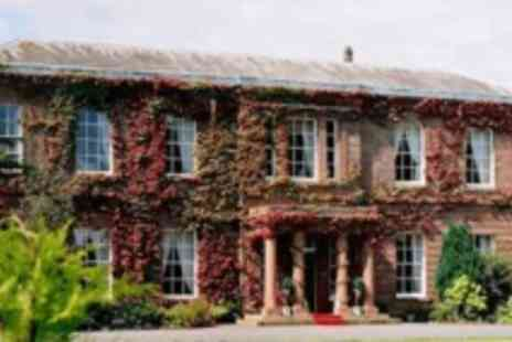 Greenhill Hotel - One night Cumbria getaway with full English breakfast, cream tea & a glass of Prosecco on arrival - Save 0%