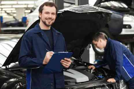 Talk Torque - Car service with an oil & filter change Plus a 54 point check - Save 74%