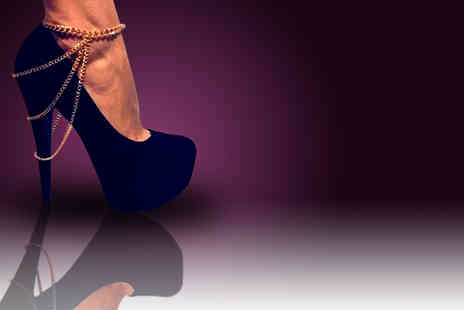 Candy Chic - Stiletto anklet - Save 81%