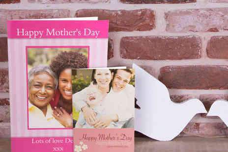 Personalised Mothers Day Card - Personalised Mothers Day Card, Delivery Included - Save 43%