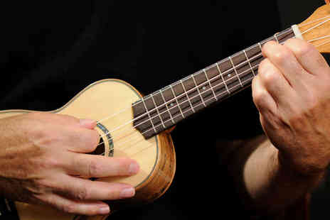 Music4Humanity - Three 55 Minute Adult Ukulele Classes - Save 53%