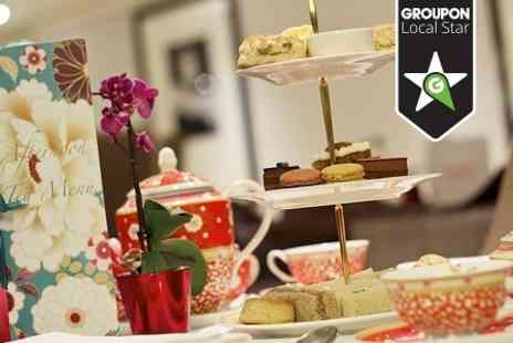 Thistle Marble Arch - Afternoon Tea For Two  - Save 56%