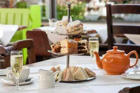 THE KITCHEN - Afternoon Tea With Sparkling Wine - Save 17%