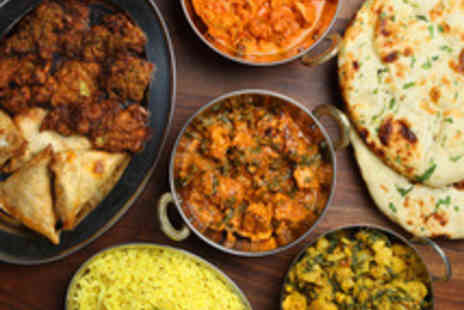 Heera Indian Restaurant - Sumptuous Indian Buffet for Two - Save 61%
