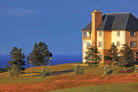 Fairmont St Andrews - One night stay Five Star St Andrews Getaway with Dining Option - Save 20%