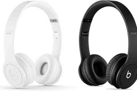 Yellowstone Partners - Beats by Dr Dre Solo HD Headphones Monochromatic Black or White - Save 14%