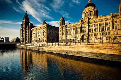 Z Hotel Liverpool - One night stay with breakfast and tickets for a City Explorer Bus Tour - Save 47%