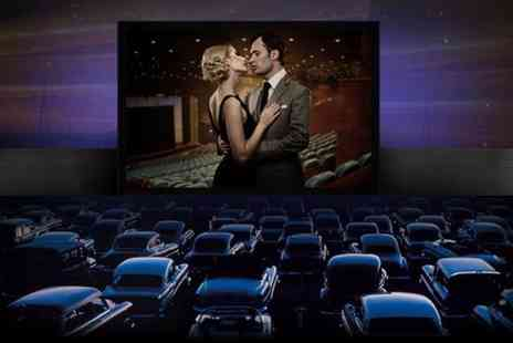 Route 66 Drive In Cinema - Drive in cinema ticket with popcorn and drinks - Save 49%