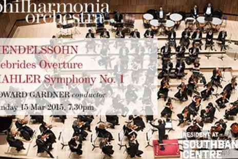 Philharmonia Orchestra - Philharmonia Orchestra at Royal Festival Hall Ticket  - Save 50%