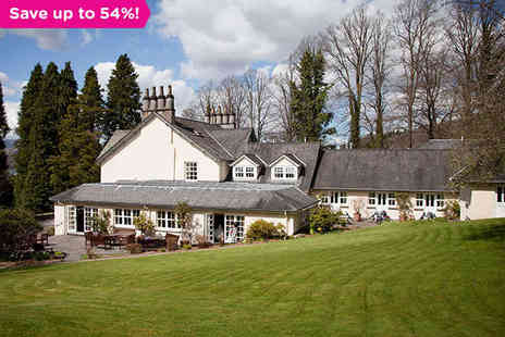 Briery Wood Country House Hotel - A Country House Hotel Next to England's Largest Lake - Save 54%