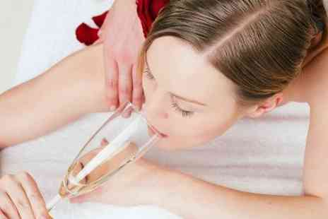 Hair Couture and Spa - Spa Day with Prosecco and Fruit Platter  - Save 0%
