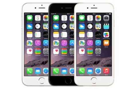 Mobile Phones Direct - 16GB iPhone 6 for £9.99 on 2 Year Vodafone Contract Free Delivery - Save 0%