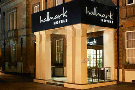 Hallmark Hotel  - Two night stay at Four Star hotel package in Derby with dinner  - Save 39%