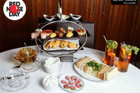 Number Twelve - Afternoon Tea with a Glass of Pimms Each for Two  - Save 53%