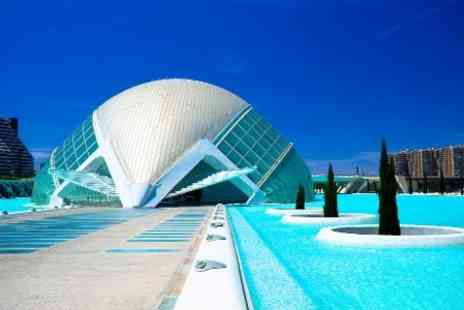 Holiday Inn Valencia - One Night stay For Two With Breakfast, Bottle of Cava and Dinner - Save 0%