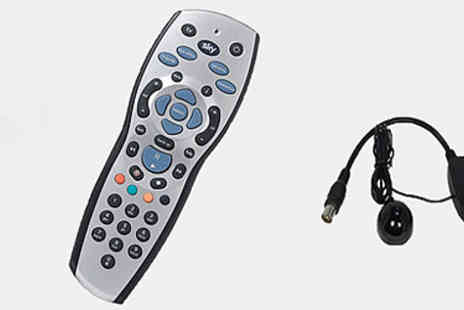 Fab Shopper - Sky Compatible Remote and Room Link - Save 57%