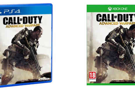 Xbite  - COD Advanced Warfare Xbox One or PS4 - Save 27%