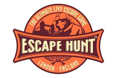 The Escape Hunt Experience - The Escape Hunt Experience  - Save 0%